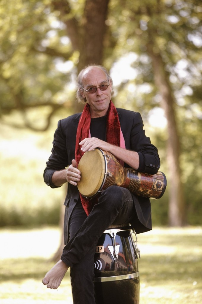 Dick Le Mair, composer, percussionist, producer