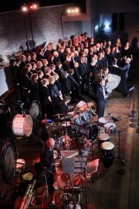 Dick Le Mair - medewerking  vibrafoon-percussie-slagwerk bij concerten