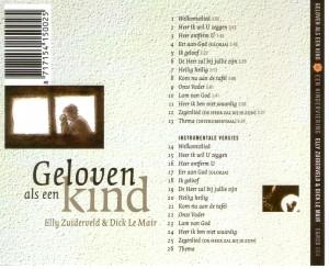 Geloven als een kind - kindermis/kinderviering - door Elly Zuiderveld en Dick Le Mair